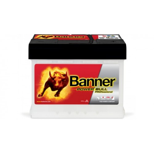 BANNER POWER Bull Professional 63AH-600A (PRO P6340)