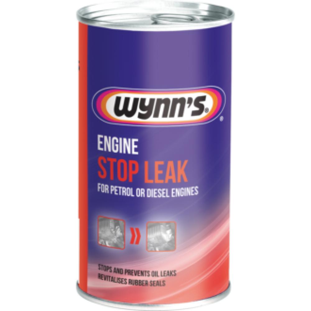 WYNNS Αποτρεπτικό Διαρροών Κινητήρα Engine Oil Stop Leak 325ml-PN50672