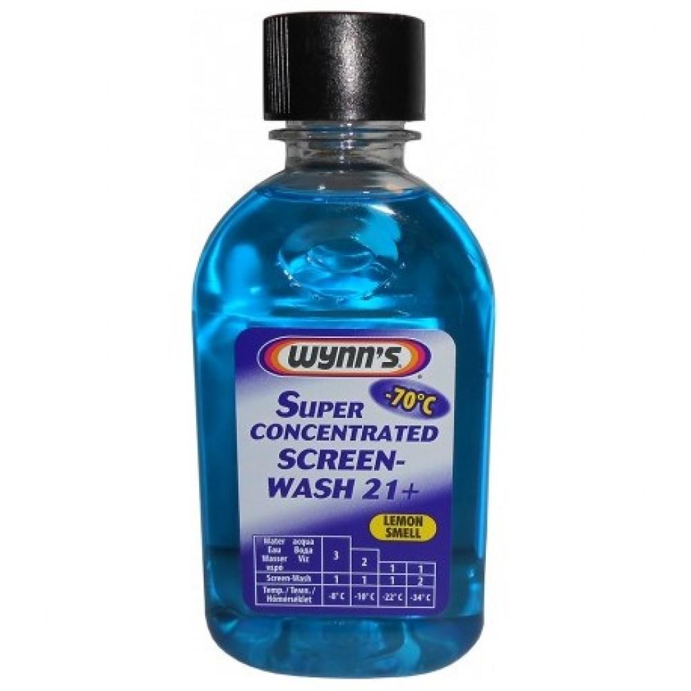 WYNNS συμπυκνωμένο καθαριστικό και αντιψυκτικό για συστήματα πλύσης παρμπρίζ PN45101