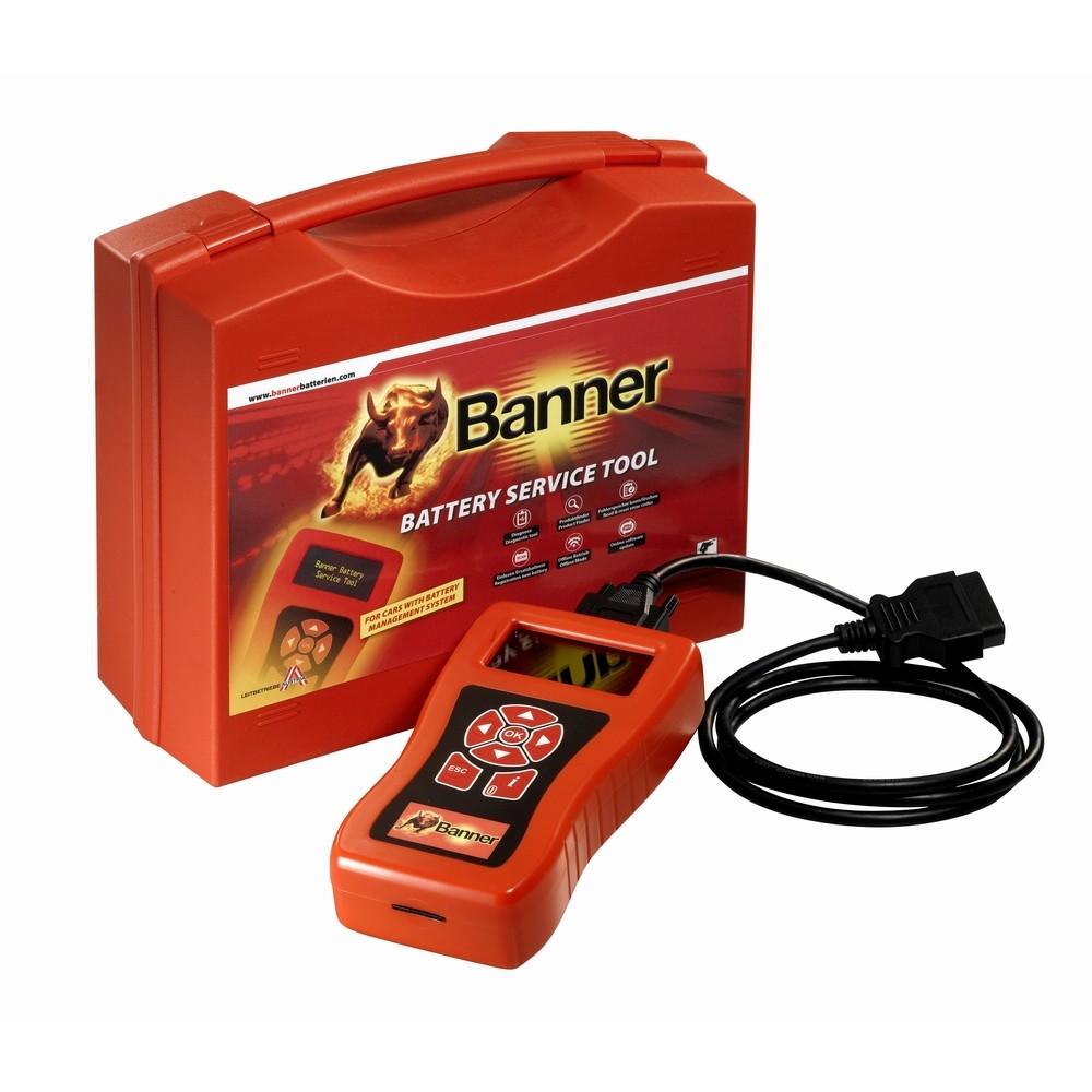 BBST BANNER BATTERY SERVICE TOOL FOR START STOP AGM EFB BATTERY