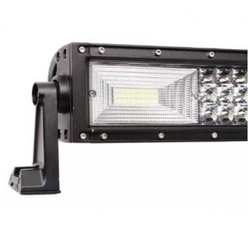 SHOPBATTERY LED Μπάρα 7D 2 Σκάλες 594 Watt 10-30 Volt DC Ψυχρό Λευκό