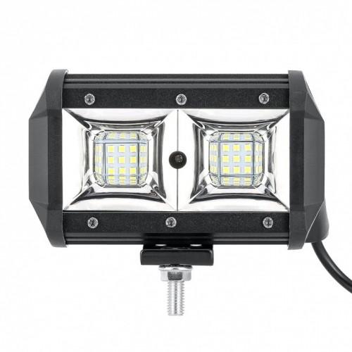 LED Μπάρα 54 Watt 10-30 Volt DC Ψυχρό Λευκό