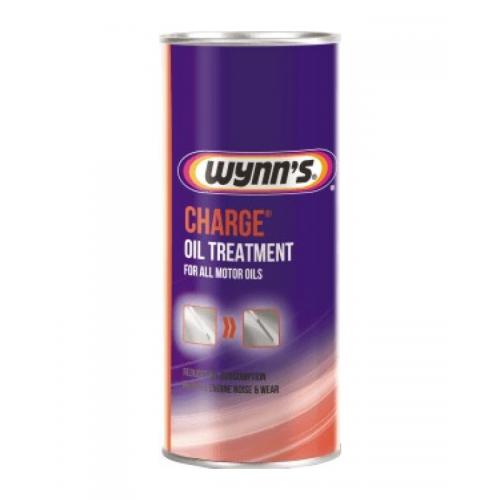 Wynns Πρόσθετο Λαδιού Charge Oil Treatment 400ml PN50240